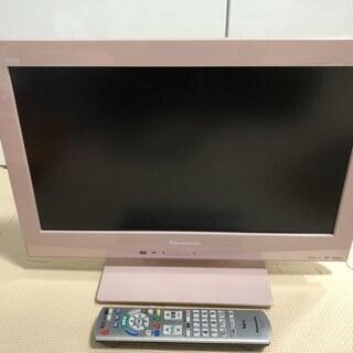 2011年製 液晶テレビ 19型 パナソニック ビエラ TH-L...