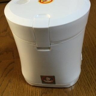 1.5合だき 電気炊飯器