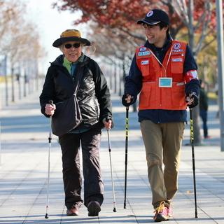 健康寿命延伸に最も効果があると多くの医師が推薦する話題のノルディ...