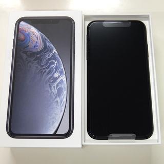 ◆最終価格◆新品 iPhone XR ブラック 64GB App...