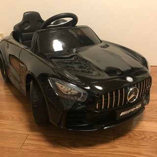 ベンツ 乗用ラジコン AMG GT-R 乗れるラジコン 乗用カー