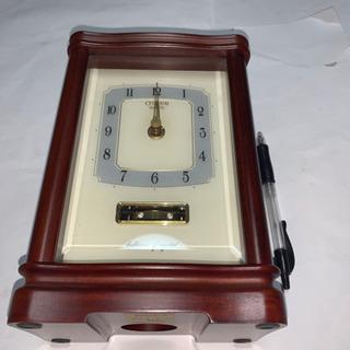 昭和レトロ、リズム置き時計