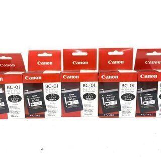 期限切れ Canon  カートリッジ BC-01