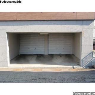 車庫貸します!札幌市東区北14条東10丁目