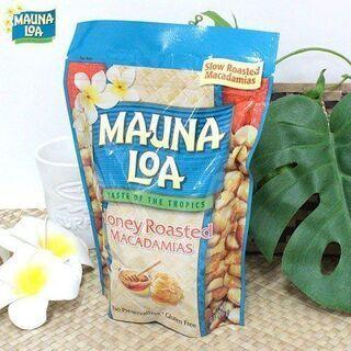 ハワイのお土産 MUNA LOA (マウナロア)ハニーロー…