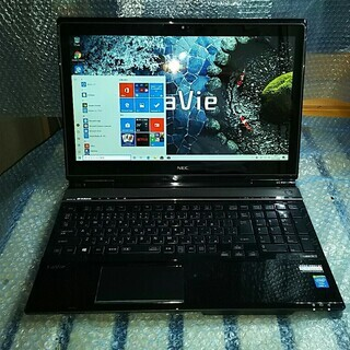 LaVie改89 Core i7 SSD HDD Win10