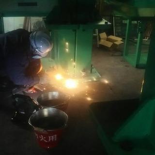 中国地区 正社員・協力業者様募集 製缶工・配管工・仕上工 各業種