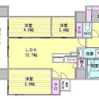 ☆西鉄薬院☆新築デザイナーズマンション☆2SLDK☆大型犬…