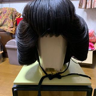 日本髪かつら 高島田