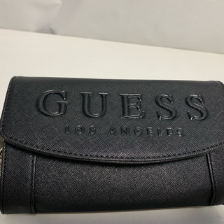 「GUESS」LOS ANGELES 長財布 ユニセックス 新品