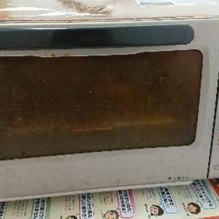 オーブントースター 日本製 動作OK 三菱