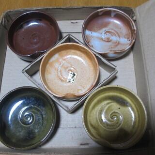 【終了】小皿5枚セット 径9㎝