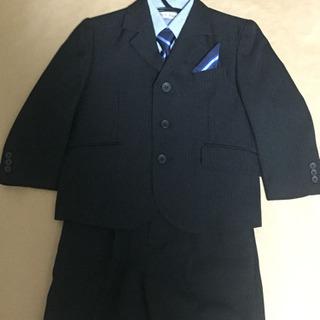 男の子 スーツ サイズ100 【美品】