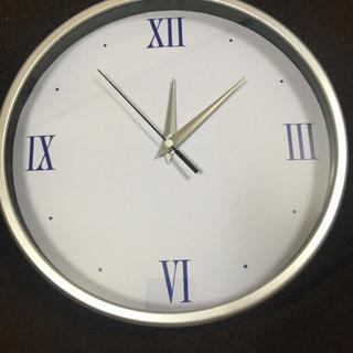 時計差し上げます【引き取り限定】