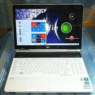 LaVie改93 Core i7 SSD Win10