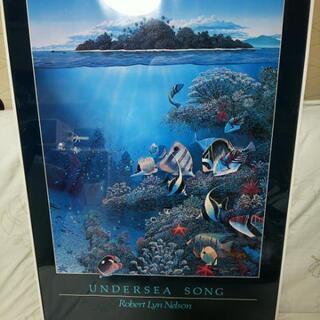 ロバート リン ネルソンのポスター画です。