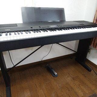 電子ピアノ YAMAHA P-200