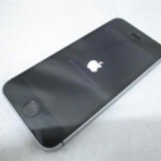 ⭐️ iPhone SE スペースグレー 16GB