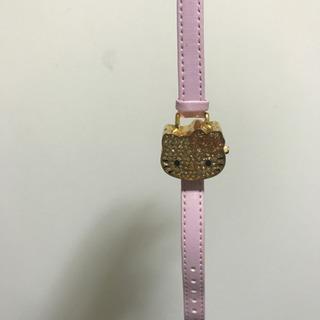 ハローキティ  腕時計 - 服/ファッション