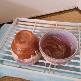 釉薬の綺麗な器です - 生活雑貨