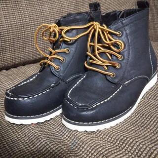 キッズ ブーツ 靴 18センチ