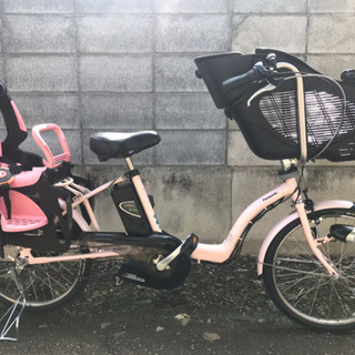 973  電動自転車 パナソニック ギュット 20インチ