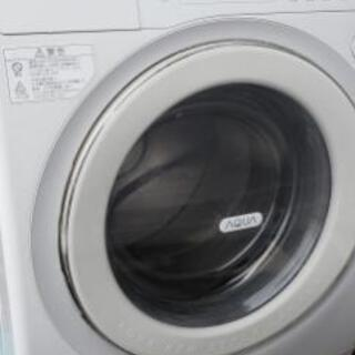 2009年式ドラム洗濯機