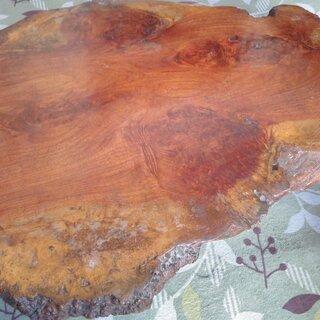 木製椋座卓