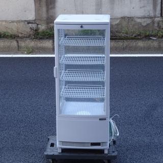 ※動作良好※◆2014年製◆レマコム4面ガラス冷蔵ショーケース/...