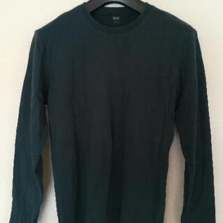 ユニクロ ソフトタッチクルーネックTシャツ