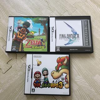 任天堂DSソフト まとめ売り