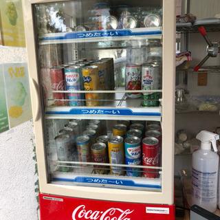 値下げ交渉可能!コカコーラ 冷蔵庫 非売品 高さ調節可能 ショー...