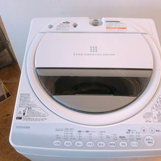 仙台市若林区〜東芝(TOSHIBA)/6.0kg/全自動洗濯機/...