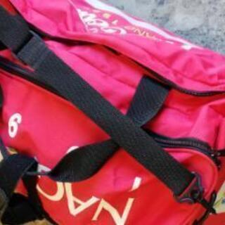 新品未使用…1998年長野オリンピックコカ・コーラ大容量キャリーバッグ
