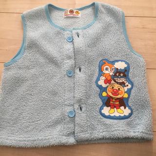 アンパンマン スリーパー  ベビー服 かいまき 子供 100サイズ