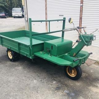 九州福岡発 筑水 3輪 運搬車 GA110 5馬力 500kg