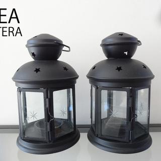 500円 USED【IKEA】ROTERA ティーライト用 キャ...