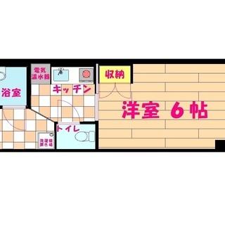 パンブロス6 女性専用 学生マンション 駅まで徒歩2分 三ノ宮ま...