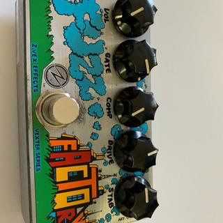 FUZZ factory ギターエフェクター