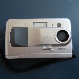 古いデジカメ EPSON  CP-800