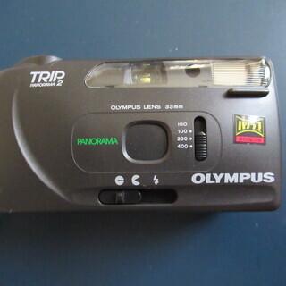 フィルムカメラ OLYMPUS TRIP PANORAMA 2