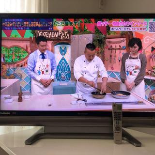 シャンプー AQUOS 大型 液晶 テレビ