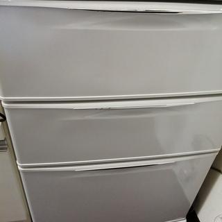 AQUA アクア 冷蔵庫 冷凍庫 3段 保証あり