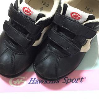 子供靴 Hawkins sport スニーカーサイズ16
