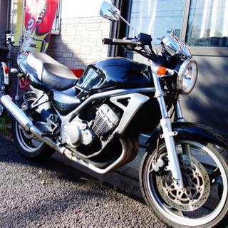 カワサキ バリオス 単車 250cc  LEDヘッドライトバルブ新品