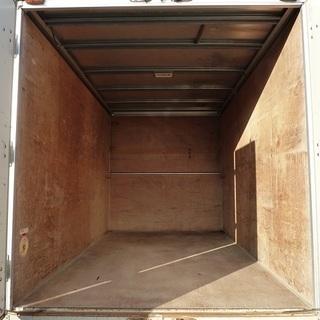 H19 アトラス 2トン積み低床アルミバン オートマ EHS 左電格ミラー 車検付き 14144  − 千葉県