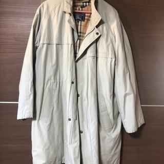 【再度値下げしました】BURBERRY 男性用コート sizeLL