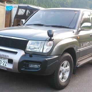 ◆USED◆トヨタ ランクル100 ランドクルーザー・ランクル ...