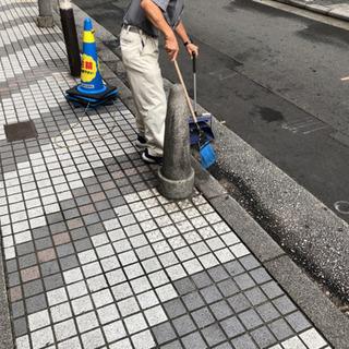 【簡単、もくもく1人作業】豊中市内のマンション巡回清掃スタ…