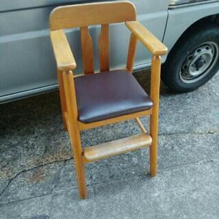 中古 子供用 チェア 椅子